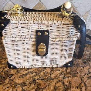 Sam  Edelman  Matilda  basket box cross  body bag